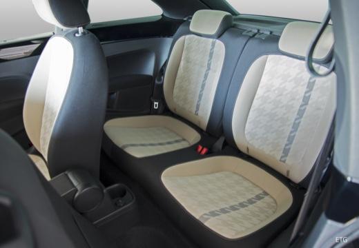 VOLKSWAGEN New Beetle Beetle II coupe wnętrze