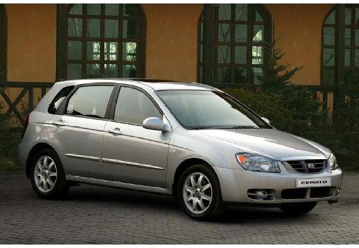 KIA Cerato 1.6 CRDi Sport Hatchback 115KM (diesel)
