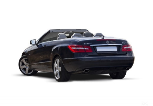 MERCEDES-BENZ Klasa E Cabrio A 207 I kabriolet tylny lewy
