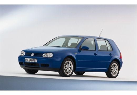 VOLKSWAGEN Golf IV 1.9 TDI Highline aut Hatchback 90KM (diesel)