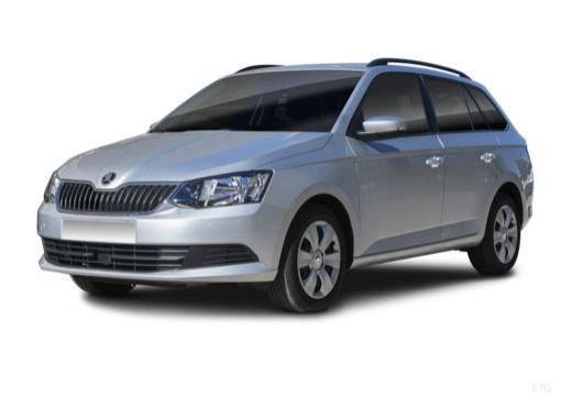 SKODA Fabia 1.2 TSI Monte Carlo DSG Kombi III I 110KM (benzyna)