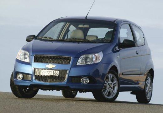 CHEVROLET Aveo 1.2 16V Base Hatchback II 1.3 84KM (benzyna)