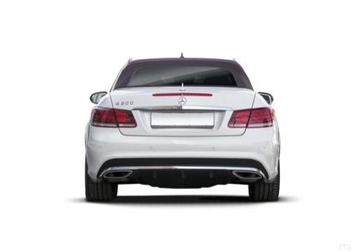 MERCEDES-BENZ Klasa E Cabrio A 207 II kabriolet tylny