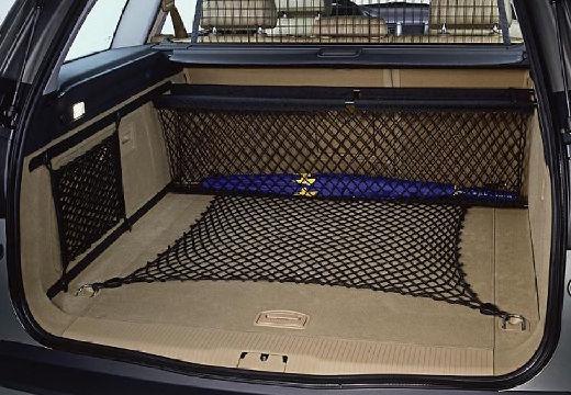 OPEL Astra III Classic kombi przestrzeń załadunkowa