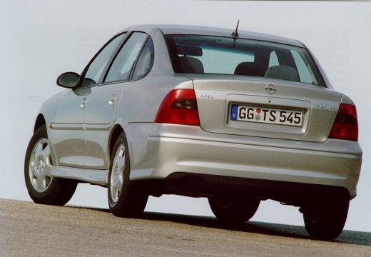 OPEL Vectra 2.0 CD Sedan B II 136KM (benzyna)