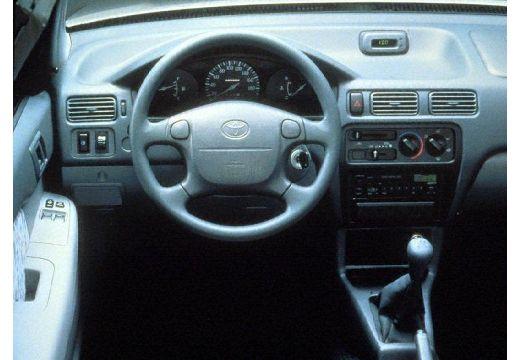 Toyota Starlet III hatchback tablica rozdzielcza