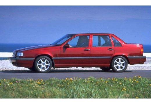 VOLVO 850 2.3 Turbo R Sedan I 2.4 250KM (benzyna)