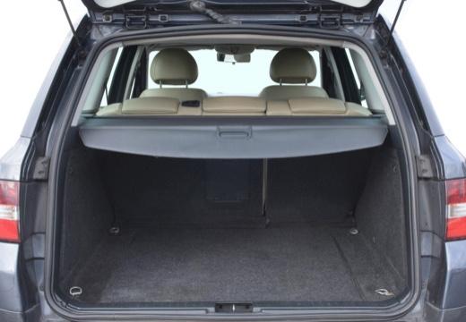 FIAT Stilo Multiwagon I kombi szary ciemny przestrzeń załadunkowa