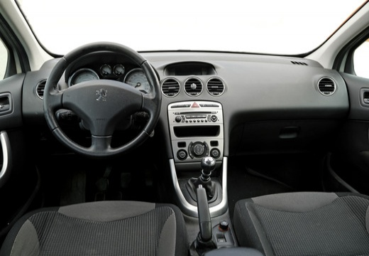 PEUGEOT 308 I hatchback tablica rozdzielcza