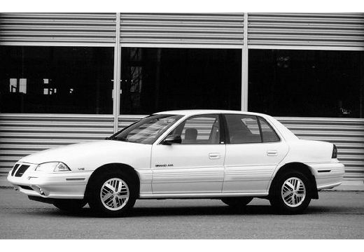 PONTIAC Grand Am sedan boczny lewy