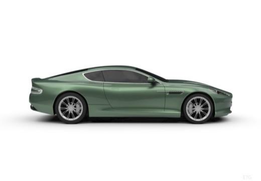 ASTON MARTIN DB9 III coupe boczny prawy