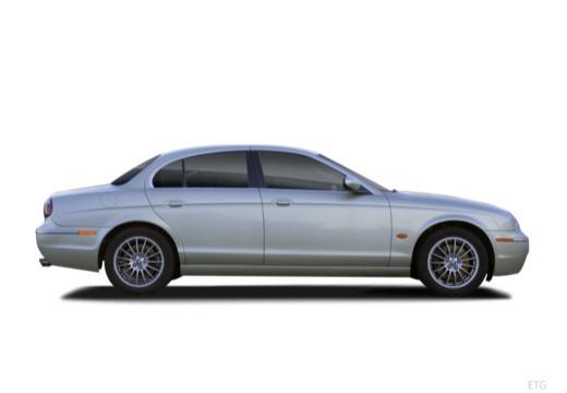 JAGUAR S-Type III sedan boczny prawy