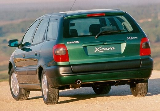 CITROEN Xsara Kombi Break