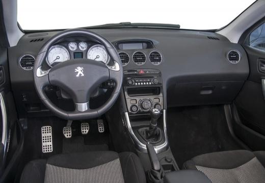 PEUGEOT 308 CC II kabriolet tablica rozdzielcza