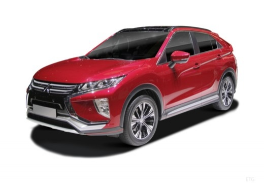 MITSUBISHI Eclipse Cross 1.5 T Invite Plus Hatchback I 163KM (benzyna)