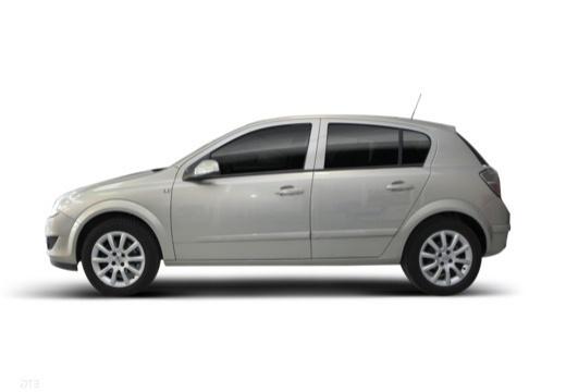 OPEL Astra III II hatchback boczny lewy