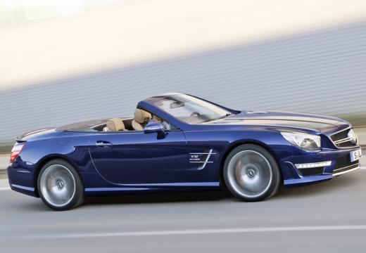 MERCEDES-BENZ Klasa SL SL 231 I roadster niebieski jasny przedni prawy
