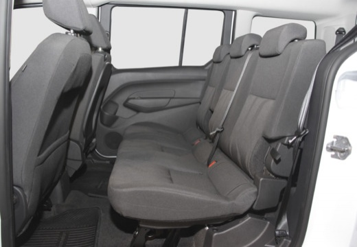 FORD Tourneo Connect Grand kombi wnętrze
