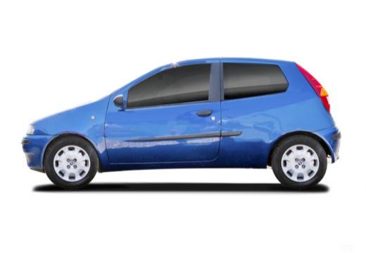 FIAT Punto II I hatchback boczny lewy