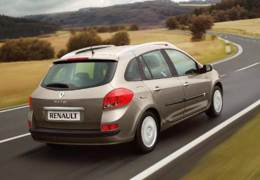 RENAULT Clio III Grandtour I kombi beige tylny prawy