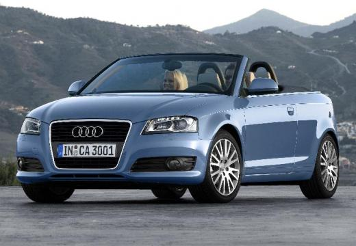AUDI A3 1.6 Attraction Kabriolet Cabriolet 102KM (benzyna)