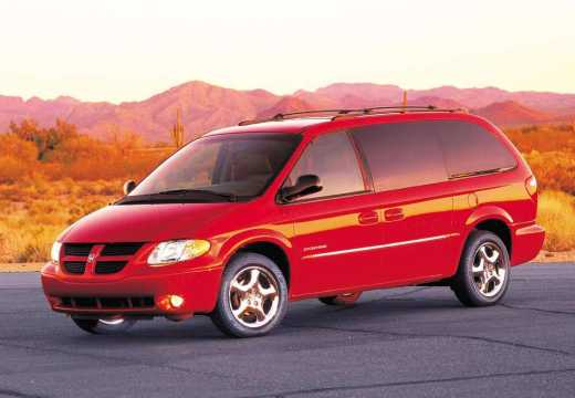 DODGE Grand Caravan 2.4 Van III 150KM (benzyna)