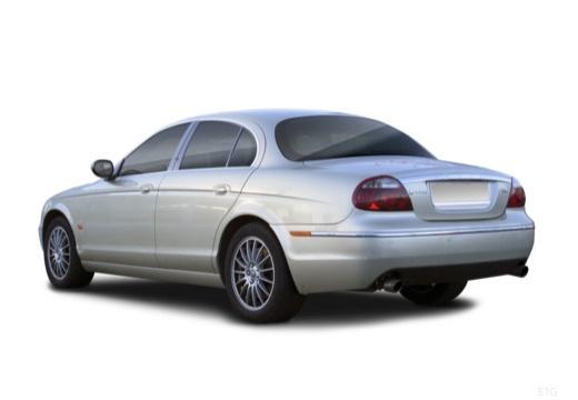 JAGUAR S-Type III sedan tylny lewy