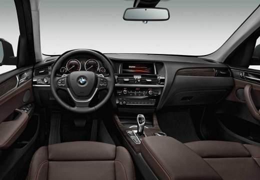 BMW X3 X 3 F25 II kombi