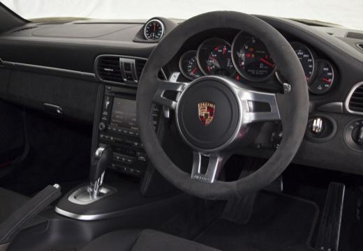 PORSCHE 911 997 coupe tablica rozdzielcza