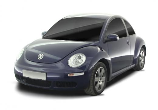VOLKSWAGEN New Beetle coupe niebieski jasny
