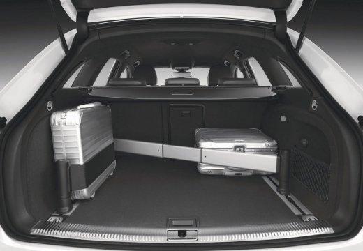 AUDI A4 Allroad II kombi przestrzeń załadunkowa