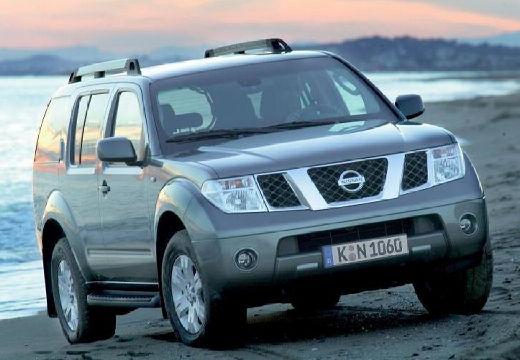 NISSAN Pathfinder 2.5 dCi Elegance / LE Kombi II 174KM (diesel)