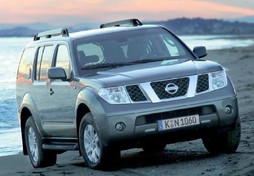 NISSAN Pathfinder 2.5 dCi Elegance + aut Kombi II 174KM (diesel)