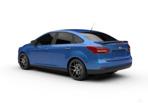 FORD Focus VI sedan tylny lewy