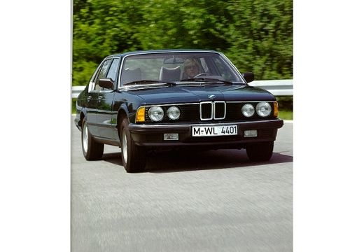 BMW 728 i Sedan E23 2.8 183KM (benzyna)
