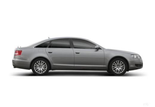 AUDI A6 sedan boczny prawy