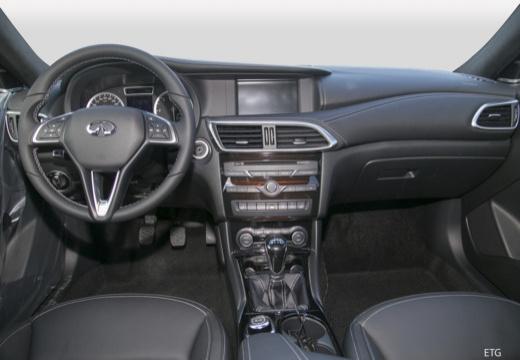INFINITI Q30 I hatchback tablica rozdzielcza