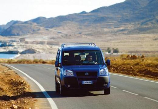FIAT Doblo II 1.3 JTD Malibu Kombi 84KM (diesel)