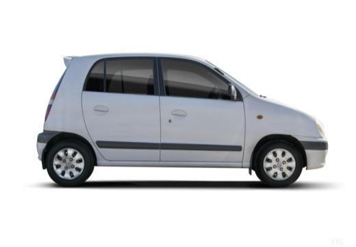 HYUNDAI Atos hatchback boczny prawy