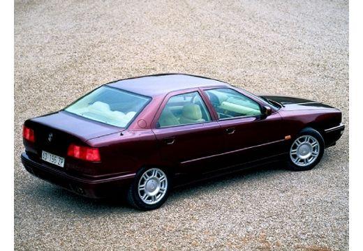 MASERATI Quattroporte 2.0 V6 Biturbo Sedan I 287KM (benzyna)
