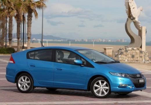 HONDA Insight hatchback niebieski jasny przedni prawy
