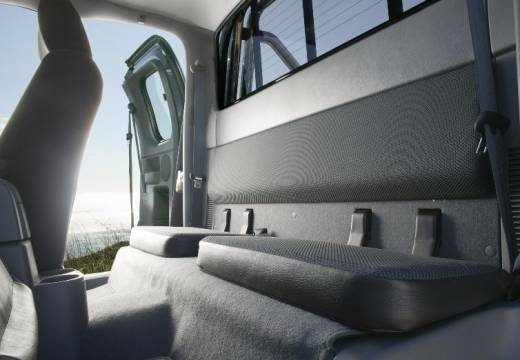 MAZDA B-seria pickup wnętrze