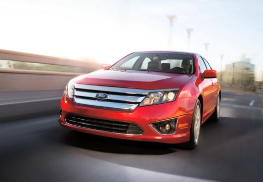 FORD Mondeo Sedan Fusion USA