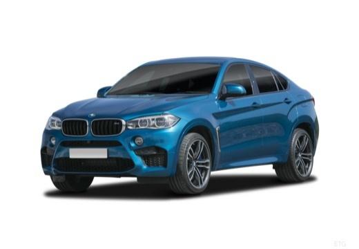 BMW X6 hatchback przedni lewy