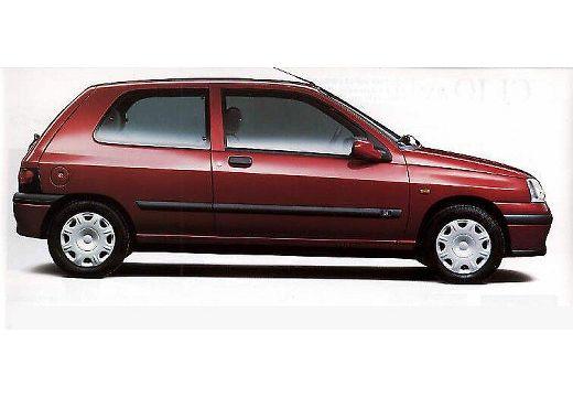 RENAULT Clio 1.2 RL Hatchback II 60KM (benzyna)