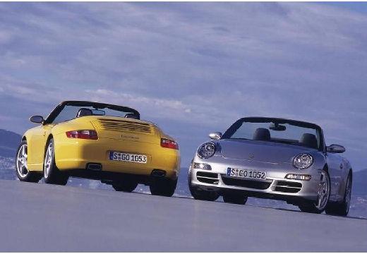 PORSCHE 911 Turbo Cabrio Kabriolet 997 3.6 480KM (benzyna)