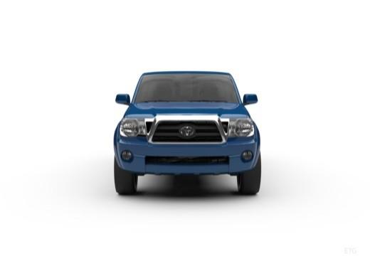 Toyota Tacoma III pickup przedni
