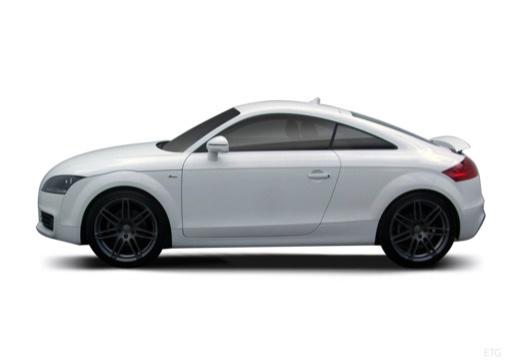 AUDI TT coupe boczny lewy