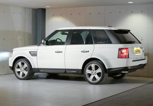 LAND ROVER Range Rover Sport III kombi biały tylny lewy