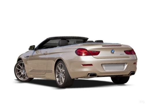 BMW Seria 6 Cabriolet F12 I kabriolet tylny lewy